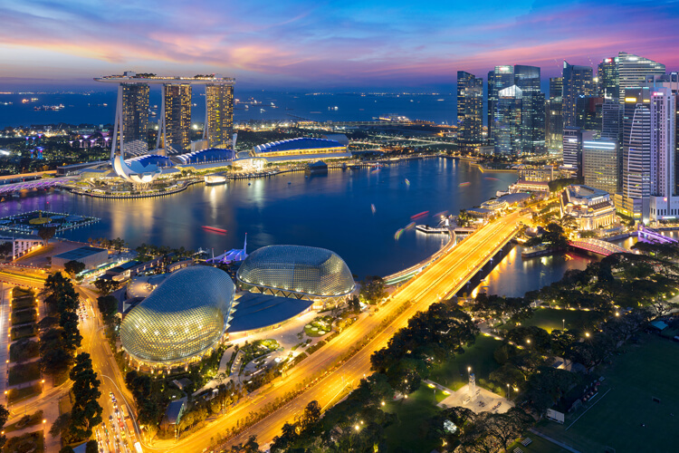 honeymoon-packages-of-singapore-singapore highlights